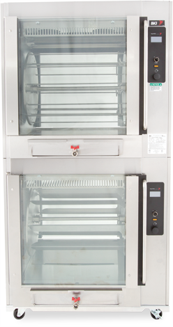 VGG Series of Rotisseries