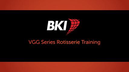 VGG Series Rotisserie Training