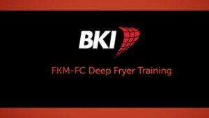 Fkm Fc Deep Fryer Training