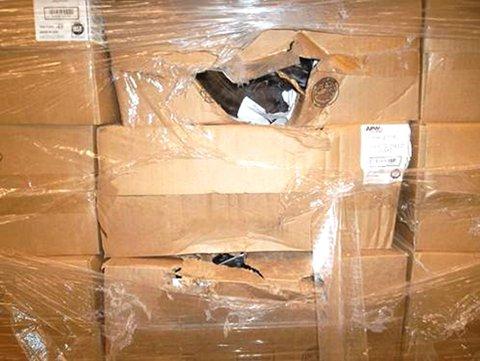 Shipping Damage 2