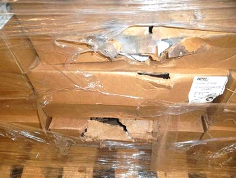 Shipping Damage 3
