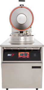 Fkm Tc Electric Pressure Fryer New Handle